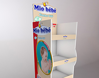 Présentoir Mio Bébé
