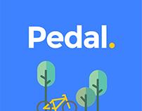 Pedal.