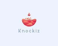 KNOCKIZ (logotype - identity)