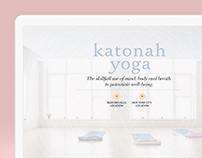 Katonah Yoga