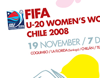 FIFA U-20 Women's World Cup Chile 2008