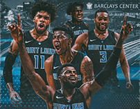 2018-19 St. Louis Billikens MBB Branding and Creative