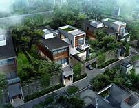 重庆天景28阙建筑设计方案