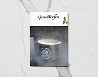 İstanbul Coffee Festival Magazine Design