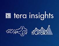 Tera Insights Branding (tiCrypt & tiGrokit)