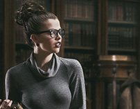 Amy The Librarian
