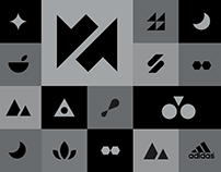 Adidas All Day App Icons