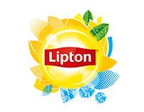 Lipton icetea doğallık campaign