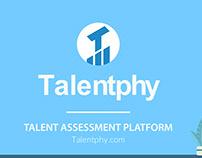 Talentphy Social Media Designs