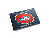 AFL product packaging