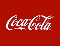 Cocacola Ad., Motion Graphics