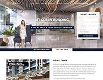 Princecare Zinnia Website