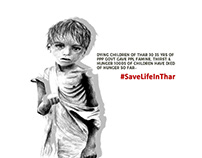 #SaveLifeInThar
