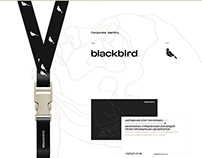 Blackbird - website and identity