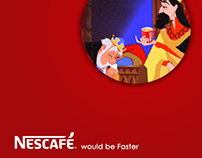 Nescafe Unofficial Social Media Ads | #Du
