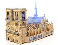 3Doodler Notre Dame