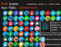 All System Icons Flat