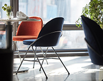 GISELE / Chair, Furniture, Industrial Product