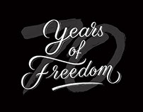 70 Years of Freedom