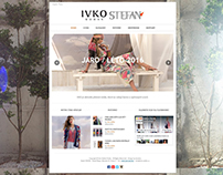 Website for official retailer of IVKO Woman