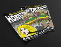 Horrormones Poster