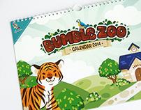 Bumble Zoo Calendar – for Sparrows Education Ltd