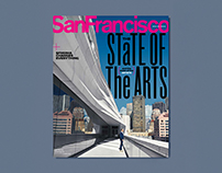 San Francisco Magazine Covers