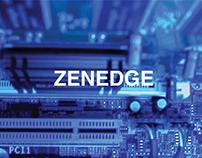 Zenedge Brand Identity