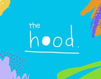 The hood.