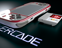 Games Console 3D Renders
