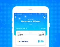 Flight iOS App