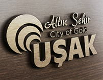 City Logo of Uşak
