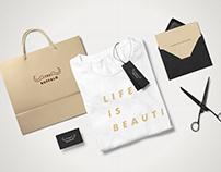 TeeBuffalo - Brand Identity, Print Design