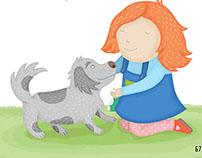 Illustrations for book for Children