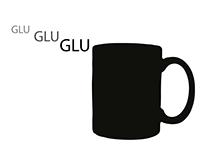 Studio di una tazza: variazioni cromatiche, pattern