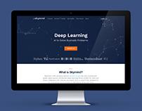 Deep Learning Platform for Enterprises