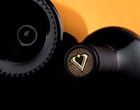 Velis Vineyards Wine Label Design