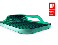 Discovery Dish Drainer