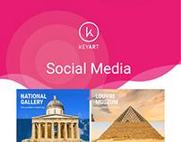 KeyARt® - Social posts and blog cover images