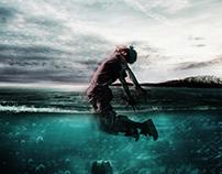 Drop In The Sea