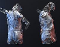 CLOTH CREATION/SIM