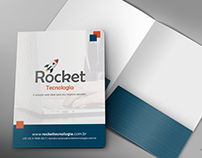 Rocket Tecnologia - Itens de Papelaria
