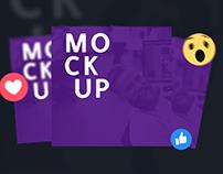 Mockup - Redes Sociais - Social Media