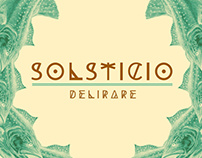 Solsticio Delirare / Cover Art