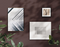 Frame Natural Overlays Mockup Kit