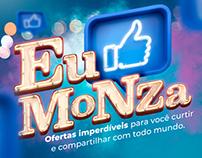 Ford Monza - EU CURTO MONZA