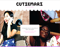 Cutiemari brand series