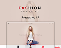Fashion Factory Template