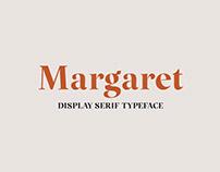 Margaret Serif (Free Font)