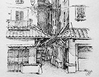 Streets of Pistoia